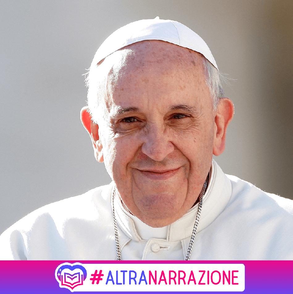 Papa Francesco Altranarrazione
